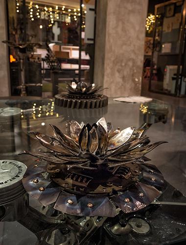Art décoratif métal en Drôme Ardèche